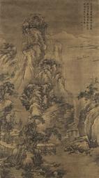ZHU BANG (16TH CENTURY)