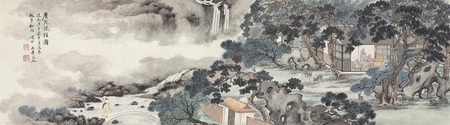 JI GU (18TH-19TH CENTURY)