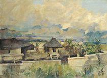 Landscape, Bali