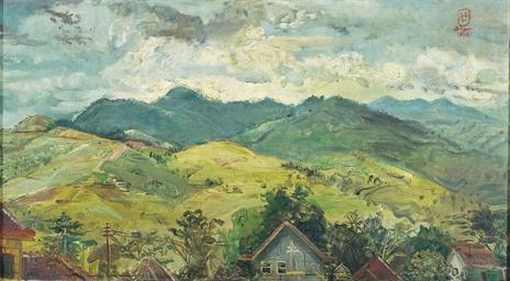 View of Bogor