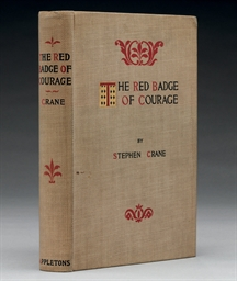 CRANE, STEPHEN (1871-1900). Th