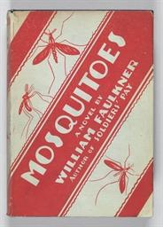 FAULKNER, William. Mosquitoes.