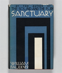 FAULKNER, William. Sanctuary.
