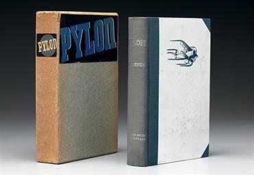 FAULKNER, William. Pylon. New