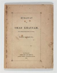 OMAR Khayyám (d. circa 1123).