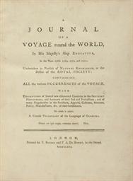 [COOK, Capt. James (1728-1779)