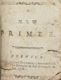 [PRIMER] A New Primer. Norwich