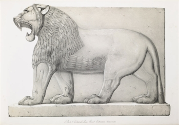LAYARD, Austen Henry (1817-189