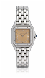 CARTIER, PANTHÈRE  LADY'S WHIT