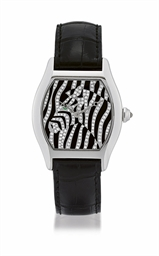 CARTIER, TORTUE  WHITE GOLD MA