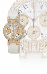 HARRY WINSTON, LADY CHRONOGRAP