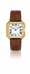 CARTIER, CEINTURE  YELLOW GOLD