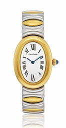 CARTIER, BAIGNOIRE  LADY'S YEL