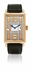 ROGER DUBUIS, MUCHMORE  PINK G