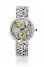 BREGUET, SKELETONISED POWER RE