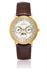 VACHERON CONSTANTIN  YELLOW GO