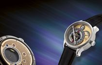 GREUBEL FORSEY, INVENTION PIECE 1  WHITE GOLD MANUALLY-WOUND 3-DAY-GOING DOUBLE TOURBILLON WRISTWATCH WITH POWER RESERVE INDICATION, UNIQUE EDITION OF 11