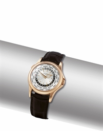PATEK PHILIPPE, WORLD TIME, RE