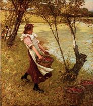 In the Orchards, Haylands, Graffham