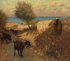 Provençal Lane, Martigues