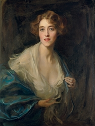 Portrait of Mrs. Francis Lindl