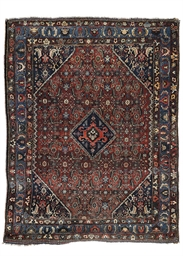 A Qashqai rug
