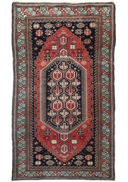 A very fine Erevean rug and a