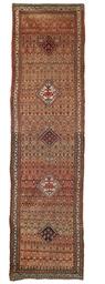 An antique West Persian runner