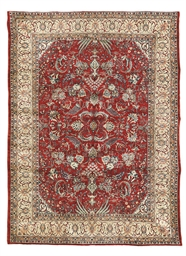 A fine Mahal carpet