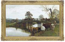 DEDHAM BRIDGE