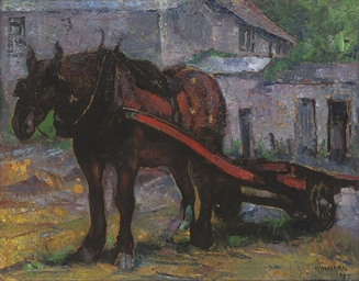 THE CART HORSE