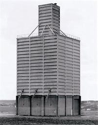Grain Elevator, Briey, France,