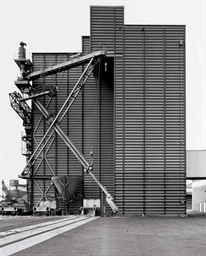 Grain Elevator, Bremen, German