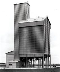 Grain Elevator, Oberentzen, Gu