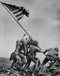 Raising the Flag, Mt. Suribach