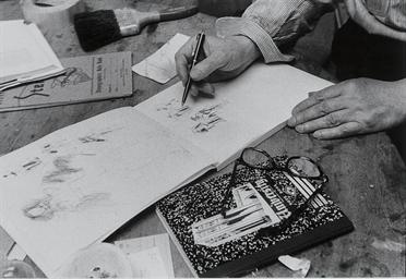 De Kooning, c. 1962