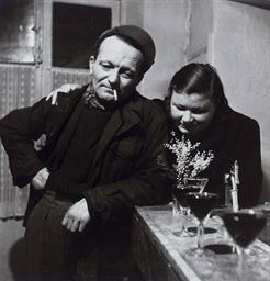 Le Mimosa, 1952