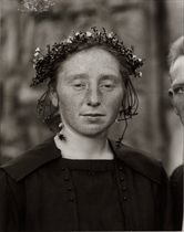Peasant Bride, Westerwald, 1924