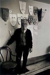 Saul Steinberg, 1960