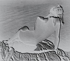 Nude studies, 1937