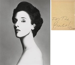 Babe Paley, 1960