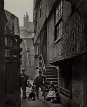 Close, No. 28 Saltmarket, Glasgow, 1868