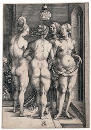 Four naked Women (B. 75 ; M.,