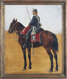 A Sergant of the Danish Guard