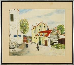 La Maison de Mimi Pinson, Mont