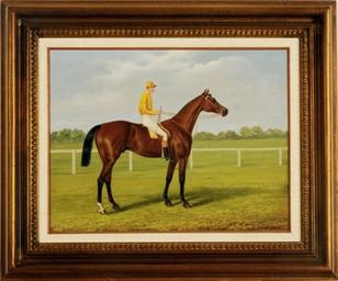 The Duke of Westminster's hors