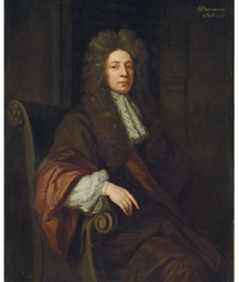 Portrait of Sir Robert Southwe