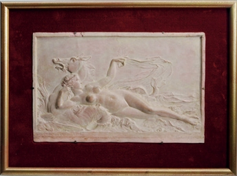 Aphrodite: A Pair of Plaques