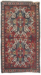 AN 'EAGLE' KAZAK RUG