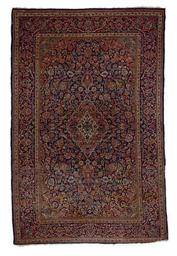 A Kashan Rug,